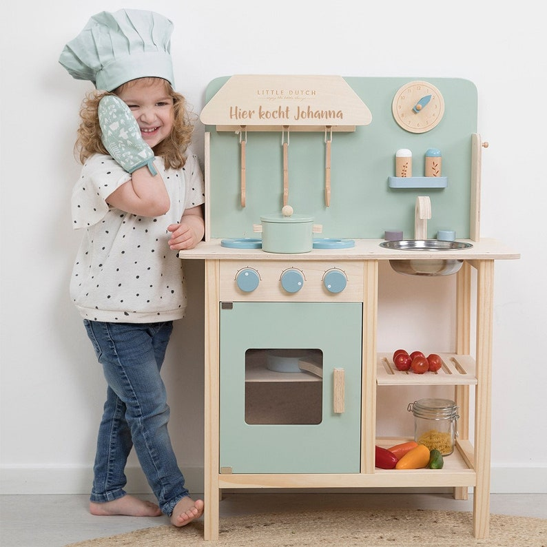 Cuisine pour enfants Little Dutch - Créatrice ETSY : SchmatzepufferKids