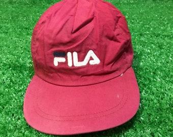 dda6b464540 Fila hat