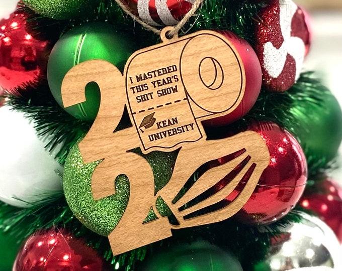 2020 Mask Ornament