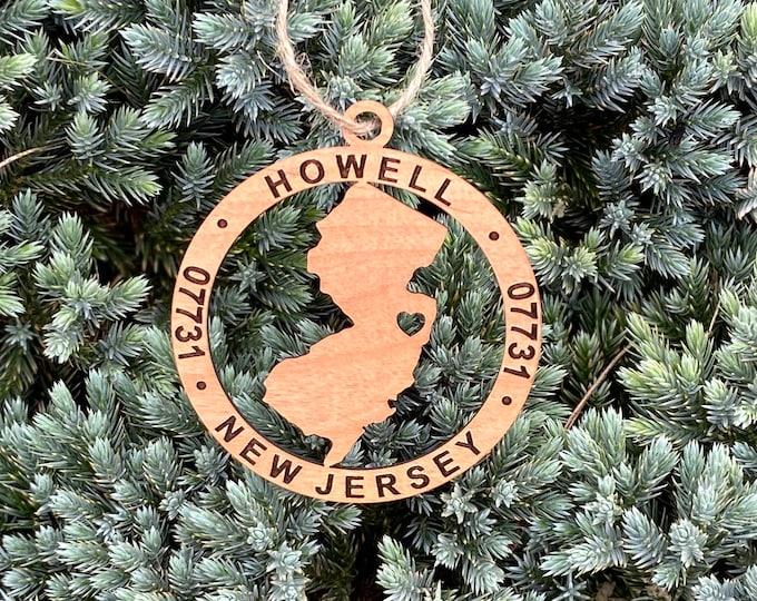 Hometown Ornament