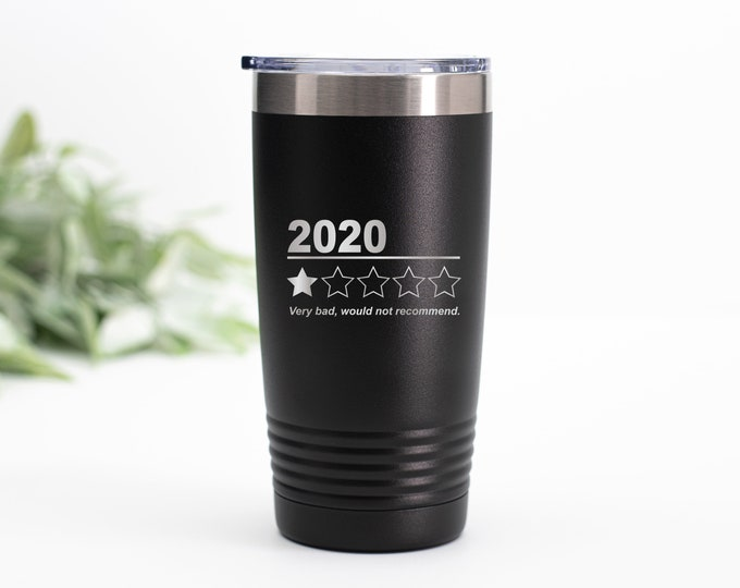 2020 One star review polar camel powder coated tumbler