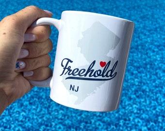 NJ Hometown Coffee Mug