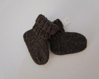 7415f56dad6ef Items similar to Baby Crib Socks, Baby Socks, Organic Cotton Crib ...