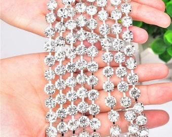 8mm Highest Quality Crystal Cupchain Crystal Crystal AB