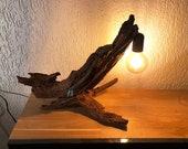 Handmade wild desk lamp table lamp Floor lamp