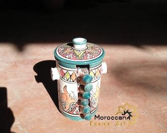 Moroccan Designs Art