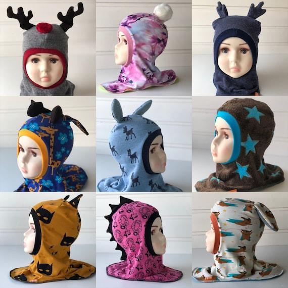 Balaclava sewing pattern bundle - Urk! Balaclava Bonanza!