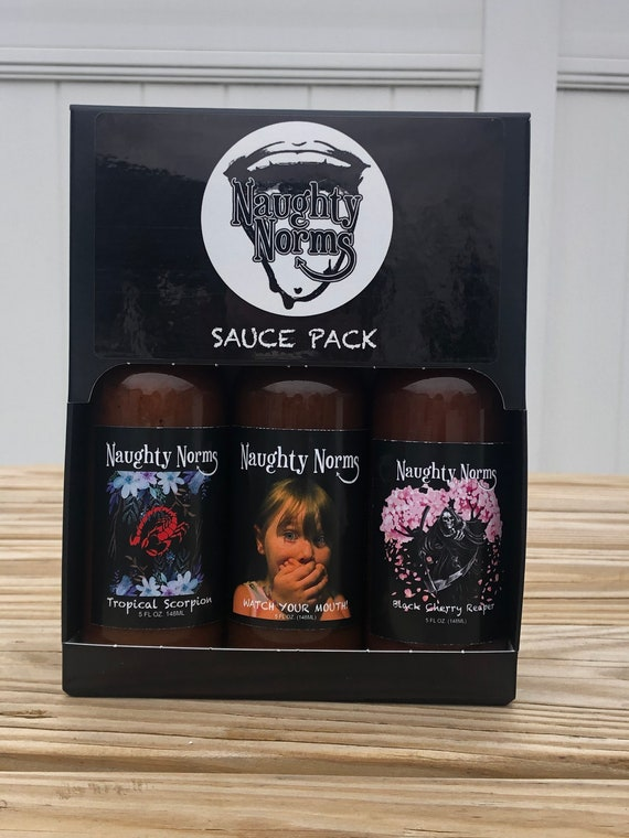 Superhot Trio Sauce Pack