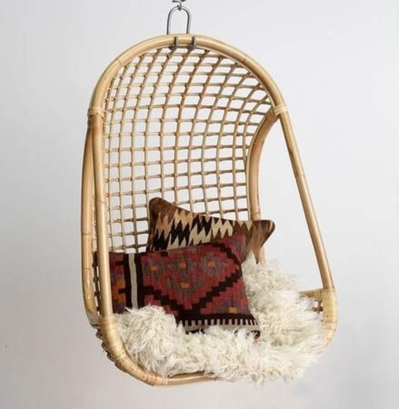 Excellent Ira Furniture Rattan Modern Swing Chair Onthecornerstone Fun Painted Chair Ideas Images Onthecornerstoneorg