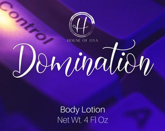 Domination Body Butter 8 oz