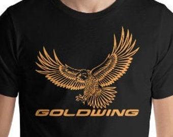 Goldwing t shirt | Etsy