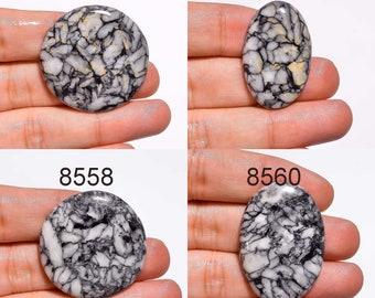 Ocean Jasper Gemstone Cabochon Oval Shape Loose Cabochon Mineral Healing Crystal Natural Gemstone jewelry Gemstone Gemstone Pendant G27129