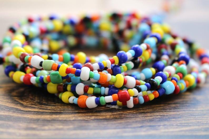 Traditional African Waist Beads