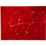 Rage – Large Decorative Minimalist Abstract Art Canvas