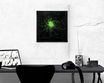 Small Decorative Minimalist Abstract Art Canvas – Envy