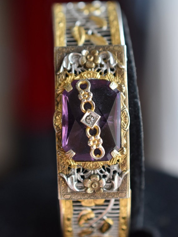 1920's Art Deco Bracelet