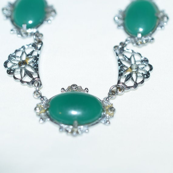 1920's Art Deco Necklace