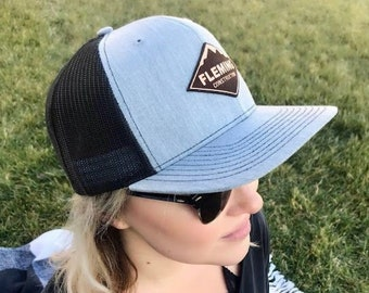 9eaa5fbed9c 10 Leather Patch Hats