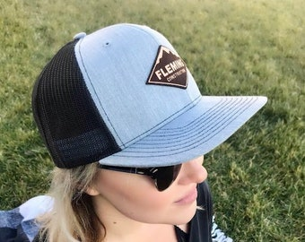 Leather Patch Hats 901c832f88