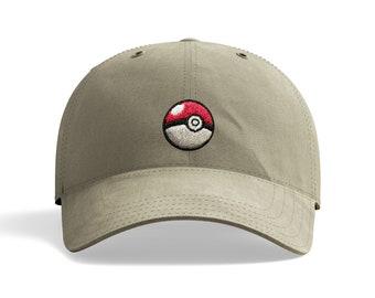 c4cc90260d2 Poke Ball Dad Hat