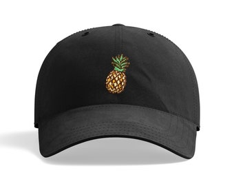 15cb0d85df3a6 Pineapple Dad Hat