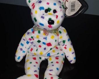 044f8f5aa9e Rare retired Ty original Ty 2K beanie baby with error
