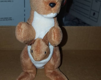 98be1b91f87 Retired Ty original Pouch beanie baby