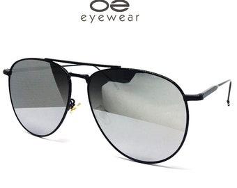 564dcbfdcb O2 Eyewear 97025 Premium Oversized Flat Aviator Sunglass Womens Mens
