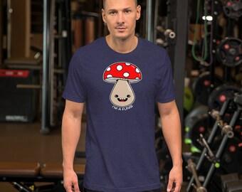 53c82a72 Funny I'm a Fun Guy Fungi Mushroom Christmas Gift for Men and Women -  Short-Sleeve Unisex T-Shirt