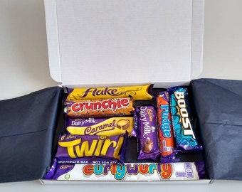 Happy Birthday Matylda Mini Heart Tin Gift Present For Matylda WIth Chocolates
