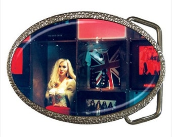 499306617d7 madonna like a virgin Belt Buckle