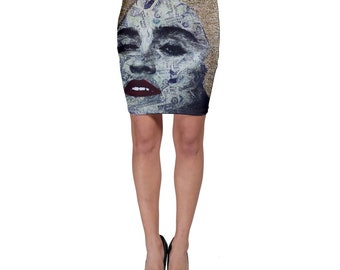 e27cccf43610 My Madonna Bodycon Skirt