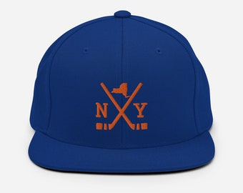 NY Islanders Vintage Patch Hat