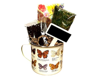 Gardening Gift,Gift Basket,Plant Gift,Garden Gifts,Wildflower Seeds,Mom Gift,Mother in Law Gift,Gift for Gardener,Garden Gift,Herb Garden