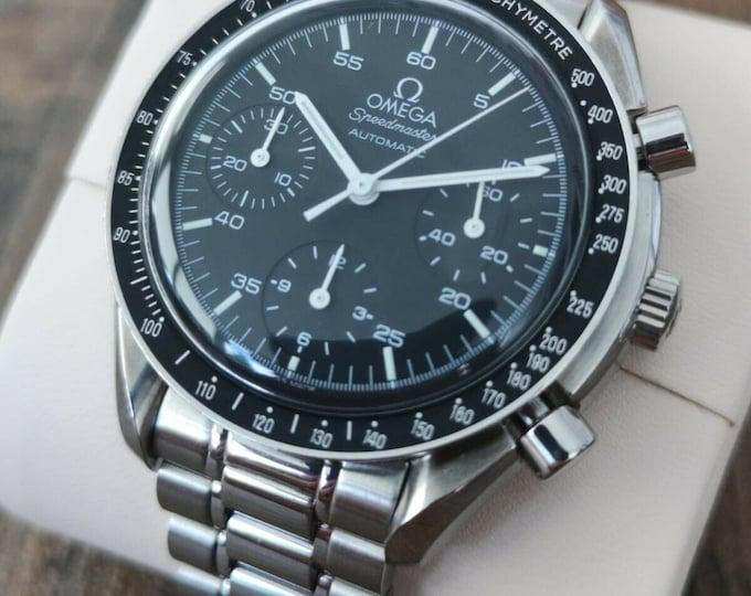 "Omega Speedmaster ""reduced"" 3510.50 Mens Watch 1999 - Serviced + Warranty"