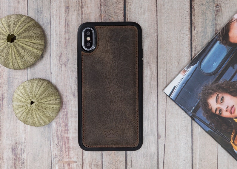 info for b04ad 1f701 iPhone X Leather Case, iPhone Xs leather back cover, iPhone X back case,  Slim Fit iphone Xs case