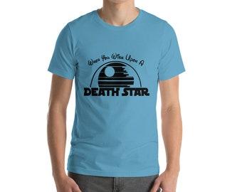 When You Wish Upon a Death Star Shirt, Star Wars shirt, Disney fan shirt, Disney parks shirt, Disney shirt, Disney World Shirt