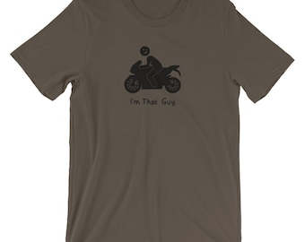 6e8c64e6 Sportbike Motorcycle Rider Men Motorbike T-Shirt Sports Bike Gift Superbike  Motorcycle Gifts For Him