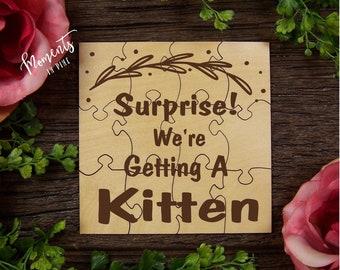 new baby new kitten announcement kitten party four legged friends kitten announcement IN709 purrfect princess party