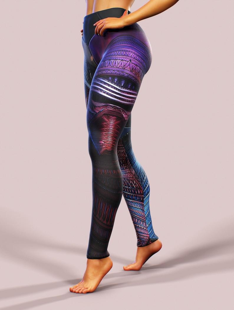 68c12285c26acd Fitness Push Up Leggings Workout Apparel Gym Women Yoga Pants | Etsy