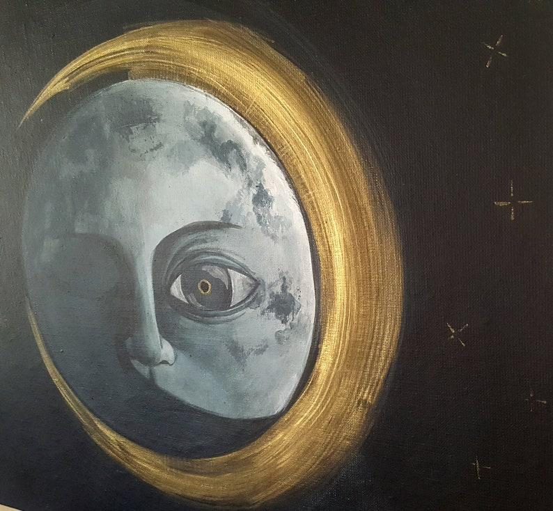 Moon image 0