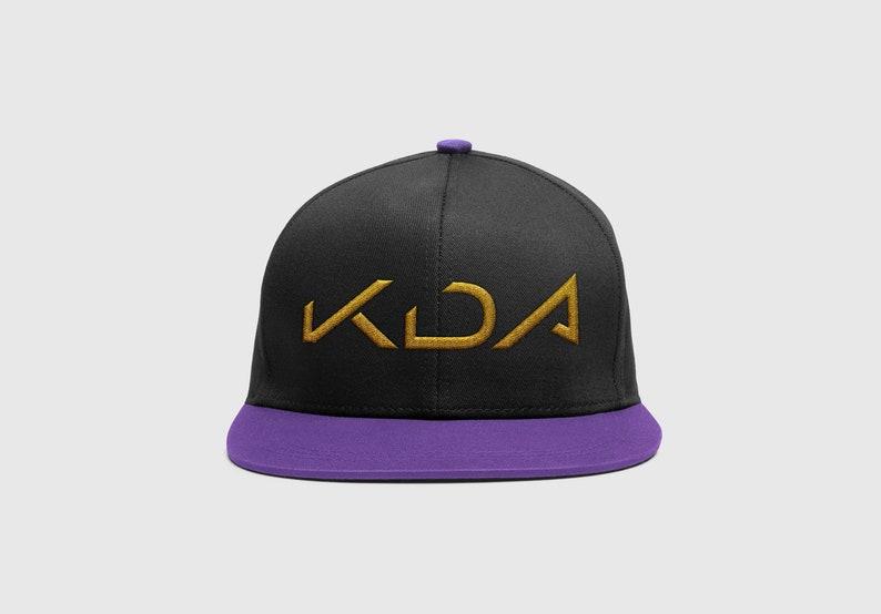 KDA Pop Stars Snapback Hat image 0