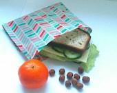 Beeswax bread bag beeswax bag, 24 x 17 cm - the reusable lunch bag as ecological Zero Waste alternative