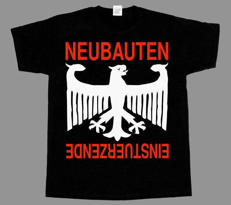 Hoodie-sizes:S to XXL EINSTÜRZENDE NEUBAUTEN-Industrial music band