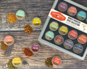 World Traveler Spice Collection