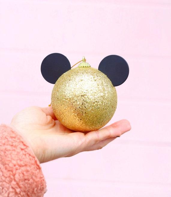 Mickey Christmas Ornament! by Etsy