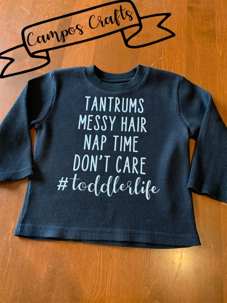 Toddler Life Shirt infant /& toddler sizes