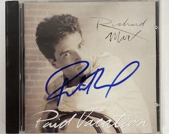 COA Matching Holograms Richard Marx Signed Autographed Glossy 8x10 Photo