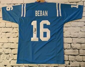 a3b3c7946 Gary Beban Signed Autographed 'Heisman' UCLA Bruins Football Jersey - Jsa  Coa