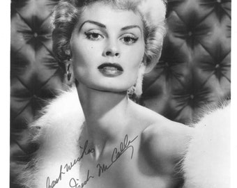 COA Matching Holograms June Lockhart Signed Autographed Glossy 8x10 Photo